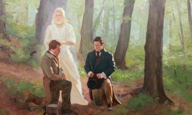 5 Motivos para você comemorar a Restauração do Sacerdócio