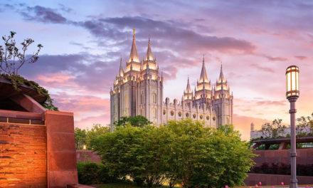 Por que os templos são rededicados?