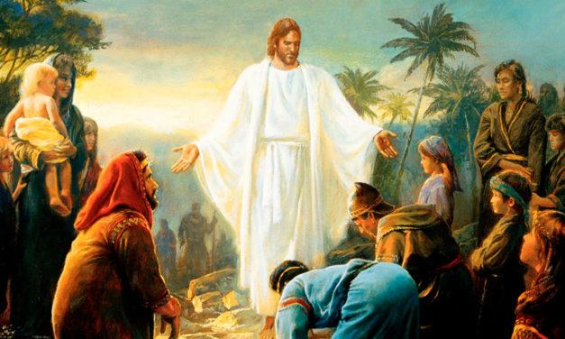 A maneira única pela qual o Livro de Mórmon é um símbolo da ressurreição de Cristo