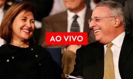 AO VIVO – Transmissão Cara a Cara com o Élder Ulisses Soares