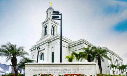 O belo templo de Fortaleza será dedicado amanhã