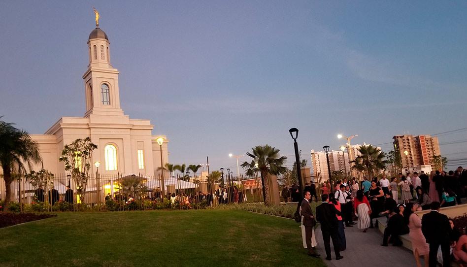 Por que a dedicação do templo de Fortaleza foi um momento histórico