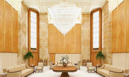 Confira fotos do interior do renovado templo de Oakland, Califórnia