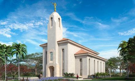 A data da dedicação do Templo de Durban, África do Sul, foi anunciada