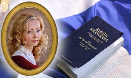 Era ateia até encontrar Jesus Cristo no Livro de Mórmon
