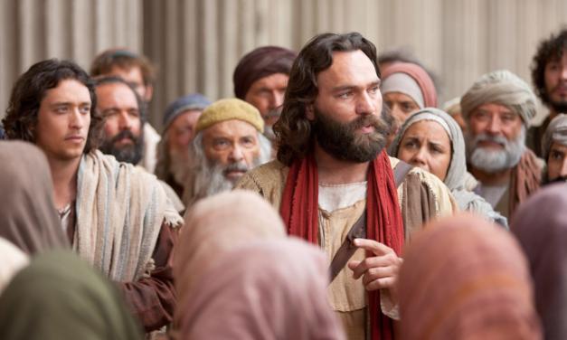 """Vem e Segue-me – Lição 27 – """"Ser-me-eis testemunhas"""" – Atos 1-5"""