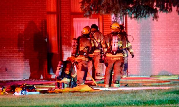 Suspeita de incêndio criminoso em mais uma capela da Igreja