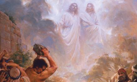 """Vem e Segue-me – lição 28 – """"Senhor, que queres que eu faça?"""" – Atos 6-9"""
