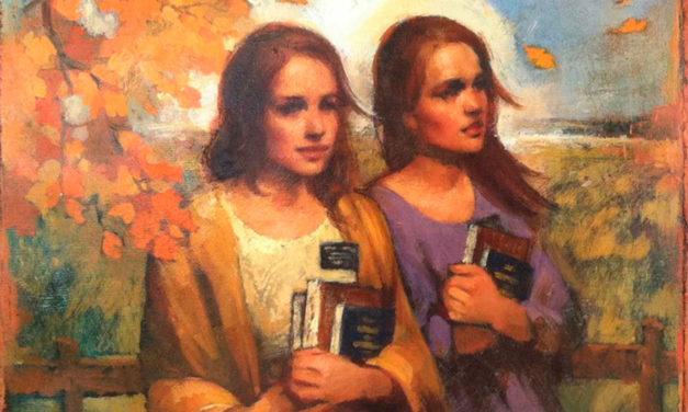Os missionários são uma expressão do amor que Deus tem por cada um de Seus filhos