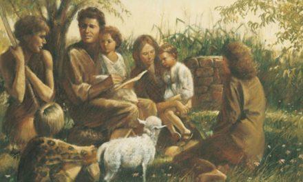 """O que significa o termo """"filhos dos homens"""" nas escrituras?"""