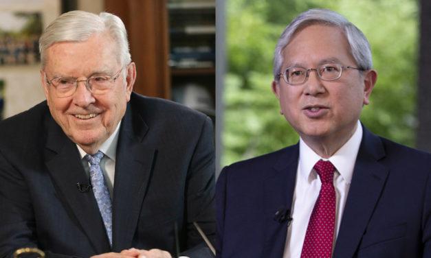 Louvar o nome do Senhor: Dois apóstolos compartilham a importância do nome da Igreja