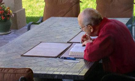 Calendário de estudo com os últimos discursos do Presidente Nelson