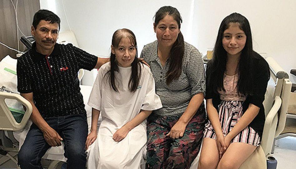 Missionária diagnosticada com câncer vê os milagres da ministração