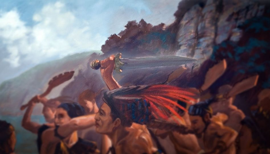 Por que a espada de Labão era tão importante para os líderes nefitas?