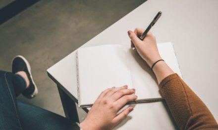 Como manter um diário nos ajuda a melhorar a saúde física e mental