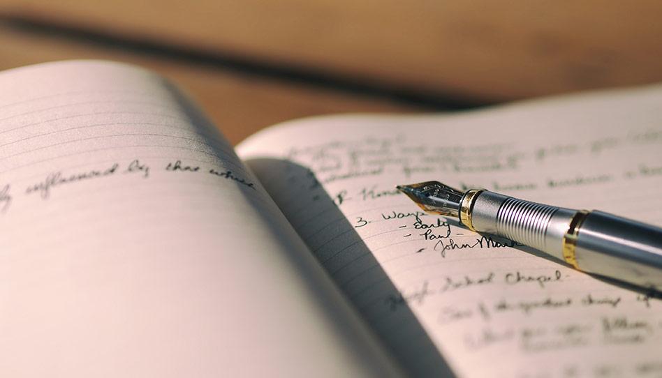 Quando o Élder Bednar me ensinou a fazer anotações da maneira correta