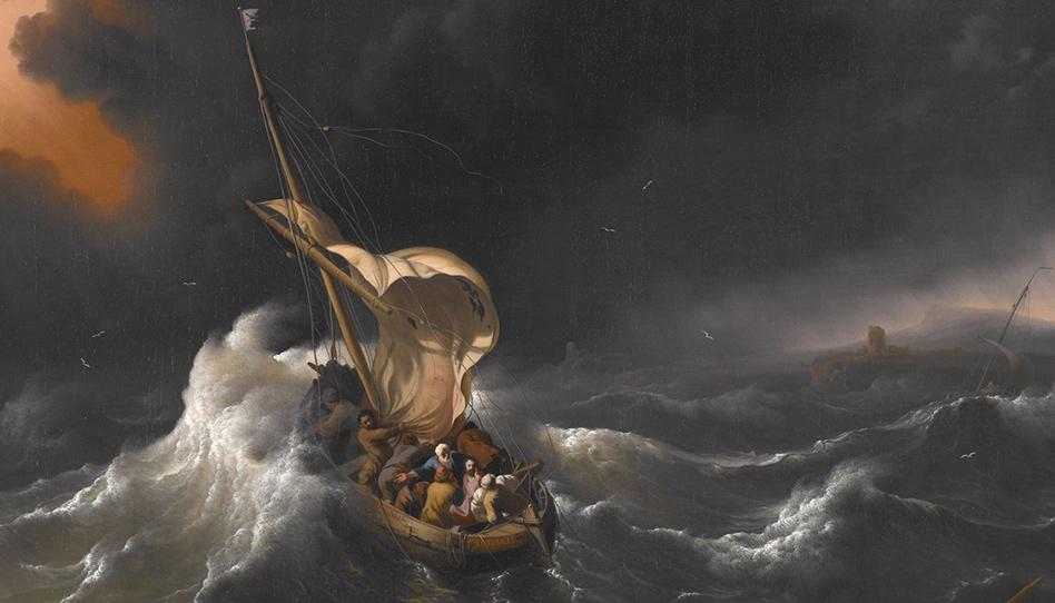 Como o naufrágio de Paulo se aplica a nossas vidas