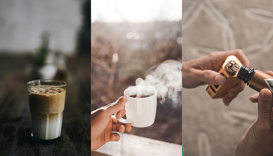 O que a Igreja disse sobre cigarros eletrônicos, café, chá preto e maconha