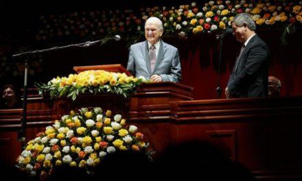 Na Colômbia, Presidente Nelson fala sobre o que é possível por meio de Jesus Cristo