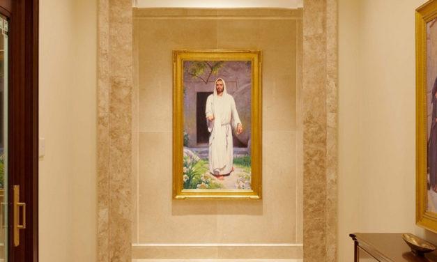 Como o templo nos ajuda a aplicar a Expiação de Jesus Cristo