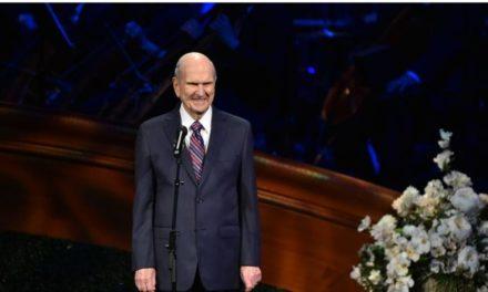 A Igreja celebra o 95º aniversário do Presidente Nelson e a sua vida de serviço cristão