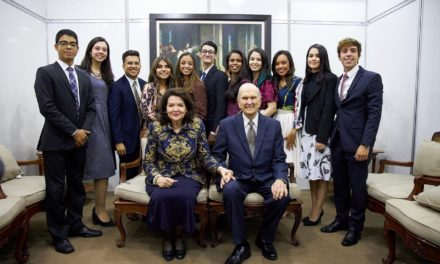Devocional especial para os Jovens Adultos com o Presidente Nelson