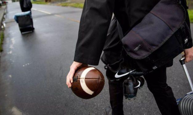 Um dos melhores quarterbacks dos Estados Unidos deixa tudo para servir ao Senhor