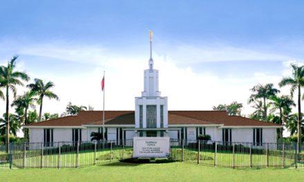 Falece o Presidente do Templo de Tonga