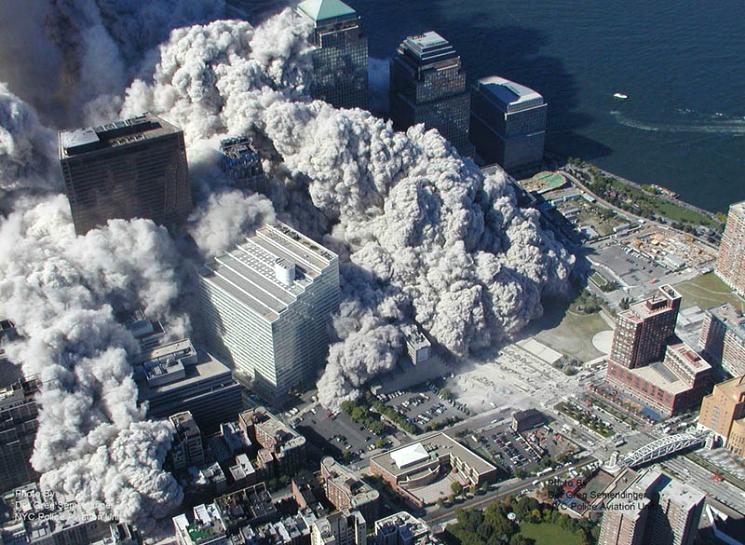 20 anos após o ataque de 11 de setembro