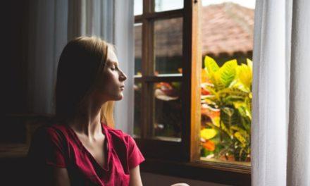 Manter uma janela aberta para Deus