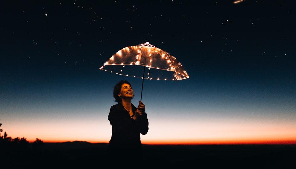 Um caminho confiável para a alegria