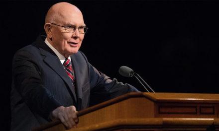 """Pres. Oaks: """"As doutrinas reafirmadas em 'A Família: Proclamação ao Mundo' não mudarão."""""""