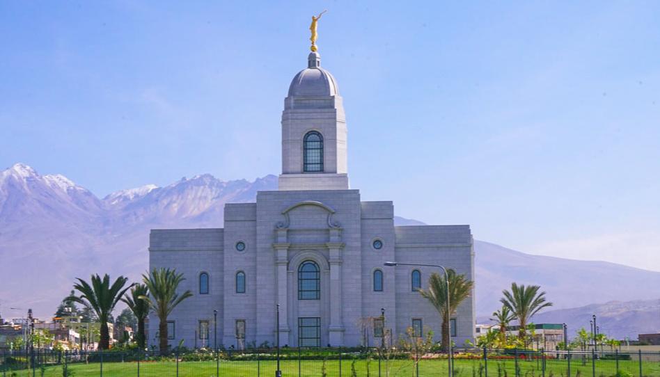 Anunciado o cronograma de visitação pública do Templo de Arequipa, Peru