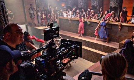 Folha de São Paulo e NY Times falam sobre a produção dos Vídeos do Livro de Mórmon