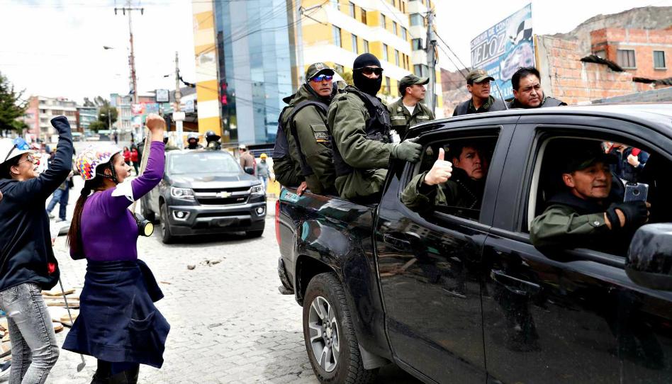63 missionários foram transferidos da Bolívia