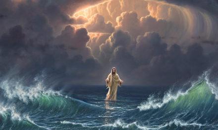 Quando Deus está na tempestade