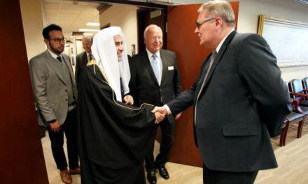 A razão por trás da reunião de um importante líder muçulmano com Santos dos Últimos Dias