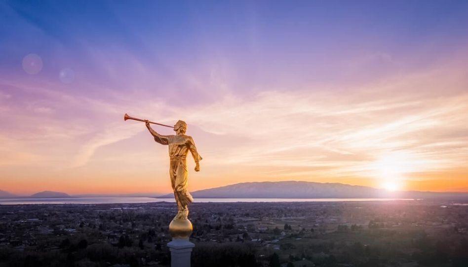 10 Coisas que não sabíamos sobre a estátua do Anjo Morôni