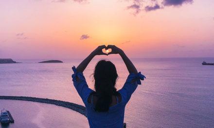A melhor maneira de curar um coração é usá-lo
