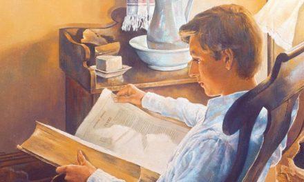 História da Igreja: Alguém tentou assassinar Joseph Smith quando ele tinha 14 anos