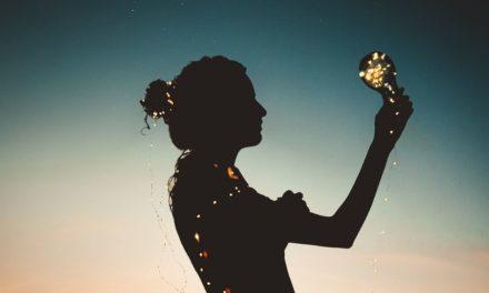 E se você precisa que alguém ilumine seu mundo?