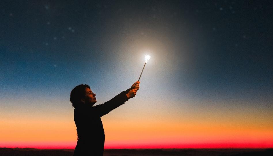 Por que devemos estar sempre engajados em descobrir o nosso destino divino?