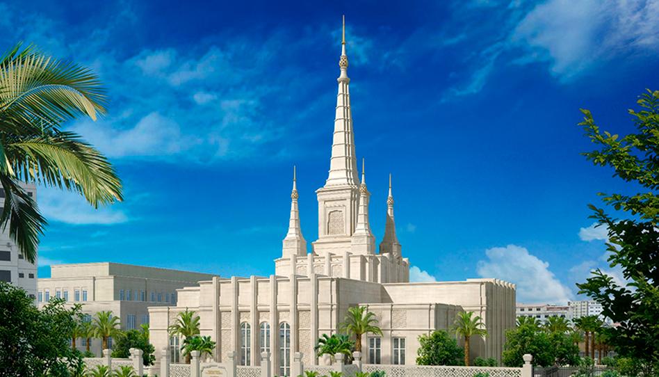 Confira como vai ficar o templo de Phnom Penh, Camboja