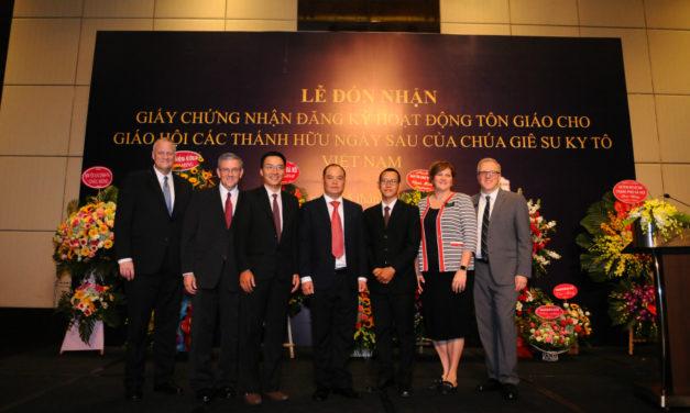 Governo do Vietnã autoriza a Igreja a realizar atividades religiosas no país