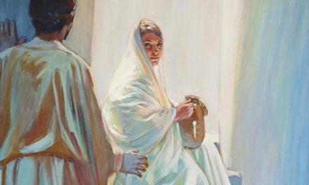 Tal como Maria, você também é uma filha escolhida de Deus