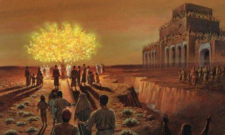 Joseph Smith usou o sonho do pai para escrever o sonho de Leí?