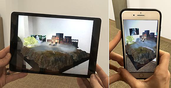 Árvore da vida | O novo aplicativo 3D para aprender sobre o sonho de Leí