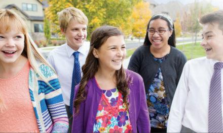 O convite que o Pres. Oaks fez para os Jovens para o primeiro Cara a Cara de 2020