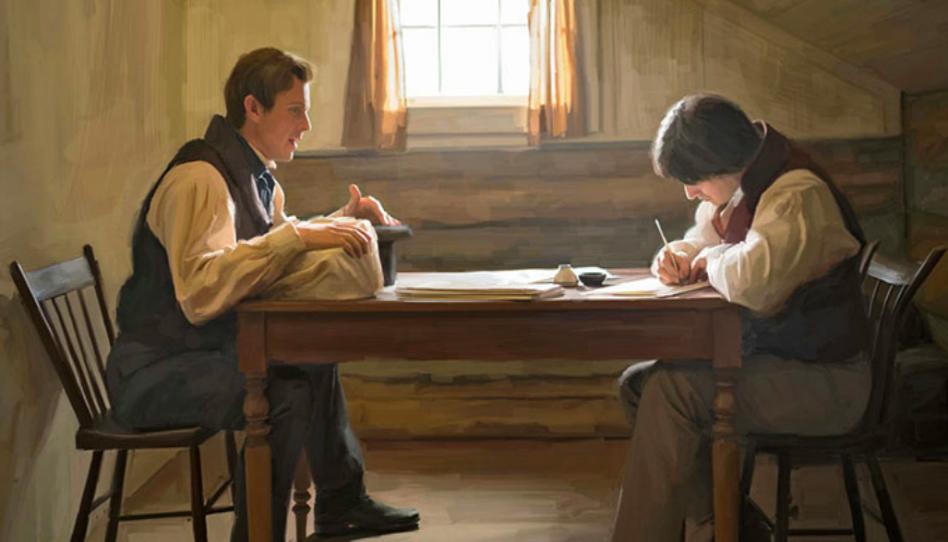 O Livro de Mórmon: Feito pelo homem ou dado por Deus?