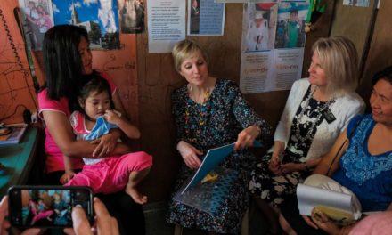 Como a Igreja de Jesus Cristo está combatendo a desnutrição infantil